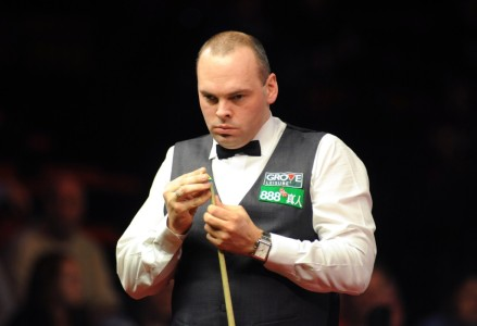 Stuart Bingham is through to the Welsh Open final.