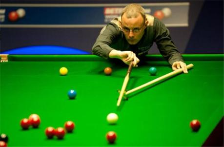 Martin Gould won the 2013 Betfair Snooker Shootout after beating Mark Allen in the final.