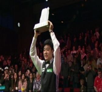Ding wins Welsh Open