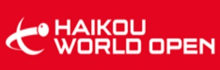 Haikou World Open Logo