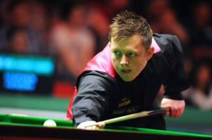 Mark Allen suffered more Crucible misery as he was knocked out in the first round of the World Championship for a second successive year.