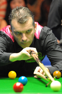 Mark Davis must now qualify for the World Championship after his second round loss to Jack Lisowski in the China Open