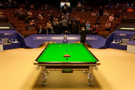 Crucible Snooker 1