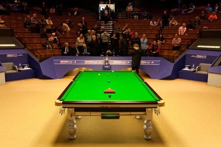 Crucible Snooker 1