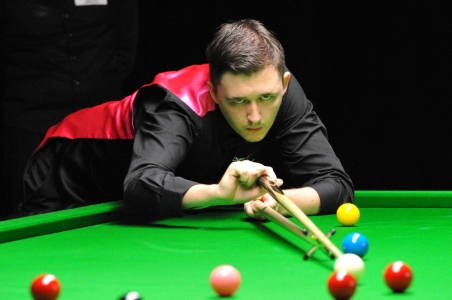 Kyren Wilson. Picture by Monique Limbos