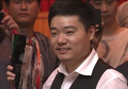 Ding Junhui - 2013 Shanghai Masters champion