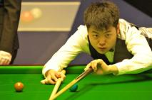 Liang Wenbo. Picture by Monique Limbos