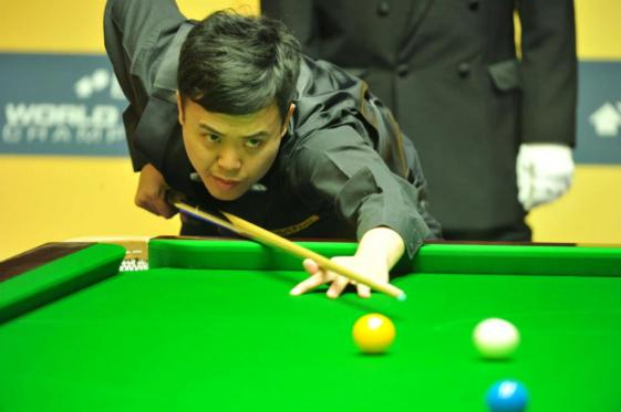 Marco Fu. Picture by Monique Limbos