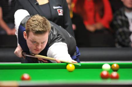 Shaun Murphy. Picture by Monique Limbos
