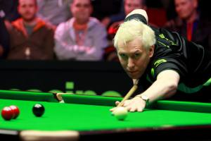 Dominic Dale. Picture by Tai Chengzhe/World Snooker