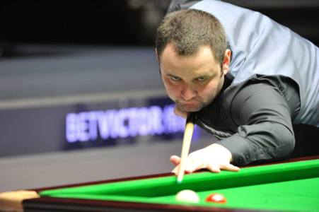 Stephen Maguire. Picture by Monique Limbos