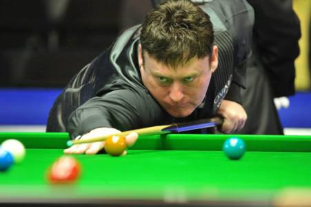 Jimmy White. Picture by Monique Limbos