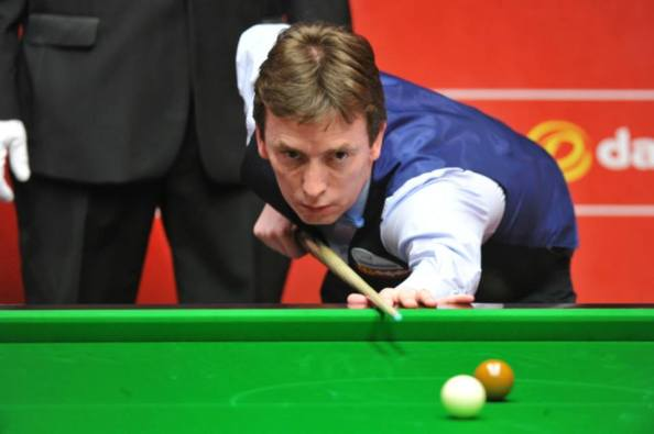 Ken Doherty. Picture by Monique Limbos