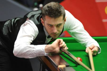 Mark Selby. Picture by Monique Limbos