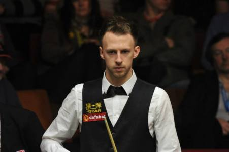 Judd Trump. Picture by Monique Limbos