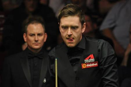 Ricky Walden. Picture by Monique Limbos