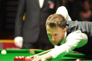 Judd Trump. Picture courtesy of Monique Limbos