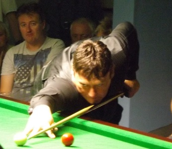 Jimmy White. Picture by Nigel Slater
