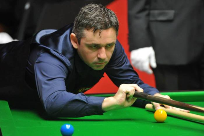 Alan McManus. Picture by Monique Limbos
