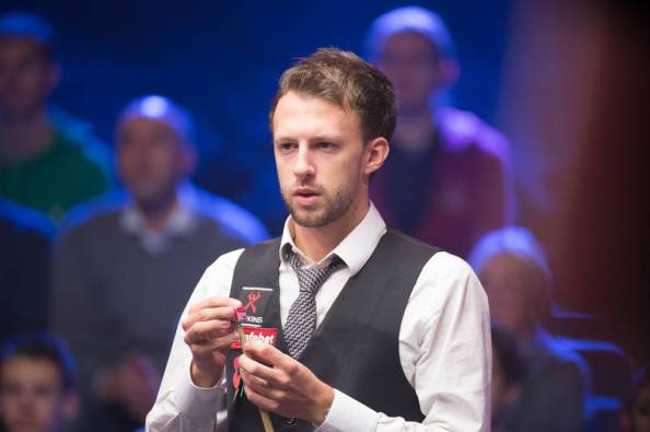 Judd Trump. Picture couresty of Monique Limbos