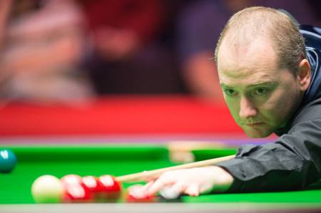 Graeme Dott. Picture by Monique Limbos