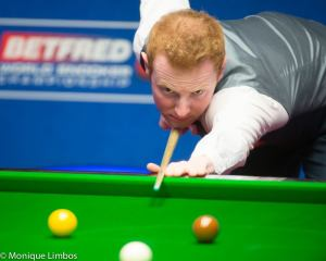 Anthony McGill. Picture by Monique Limbos