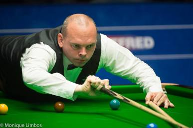 Stuart Bingham. Picture by Monique Limbos
