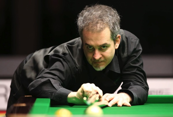 Anthony Hamilton. Picture - World Snooker