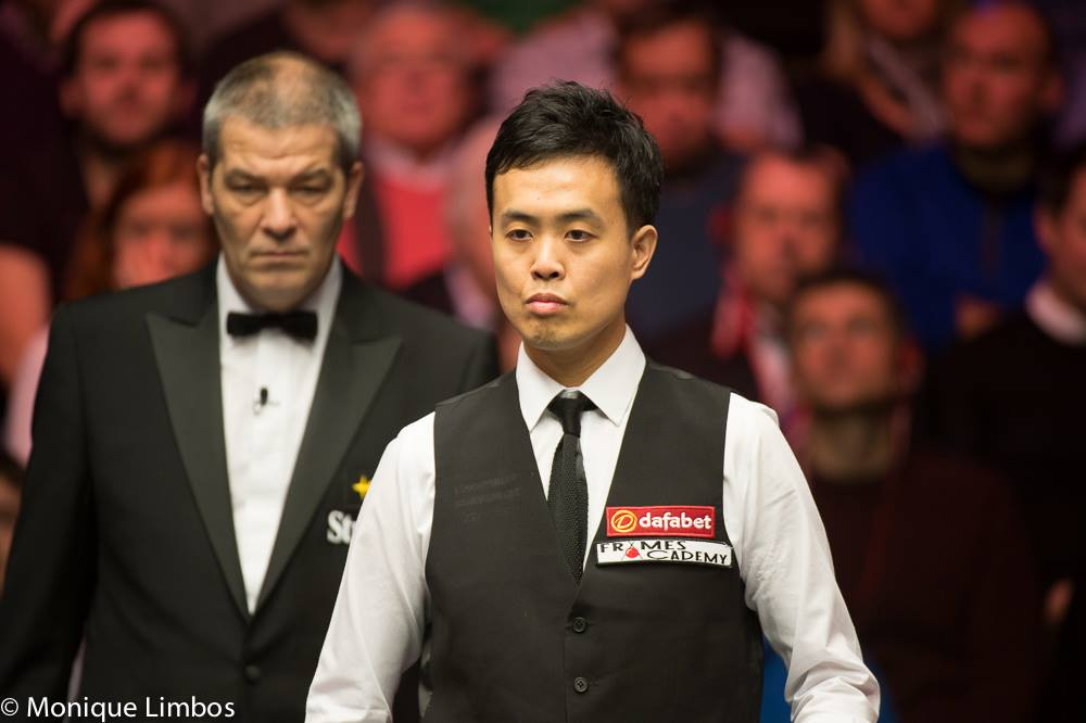 Marco Fu confirms World Championship 2018 appearance despite eye ...